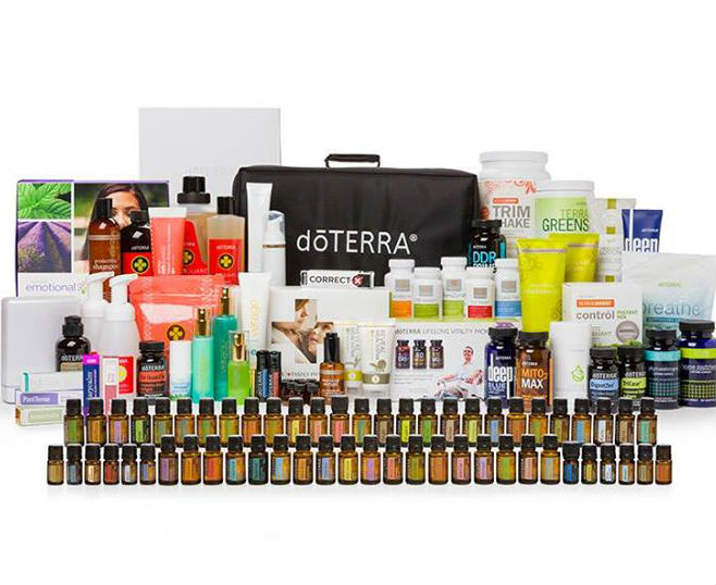 Doterra direct sales